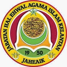 Jawatan Kerja Kosong Jabatan Hal Ehwal Agama Islam Negeri Kelantan (JAHEAIK) logo
