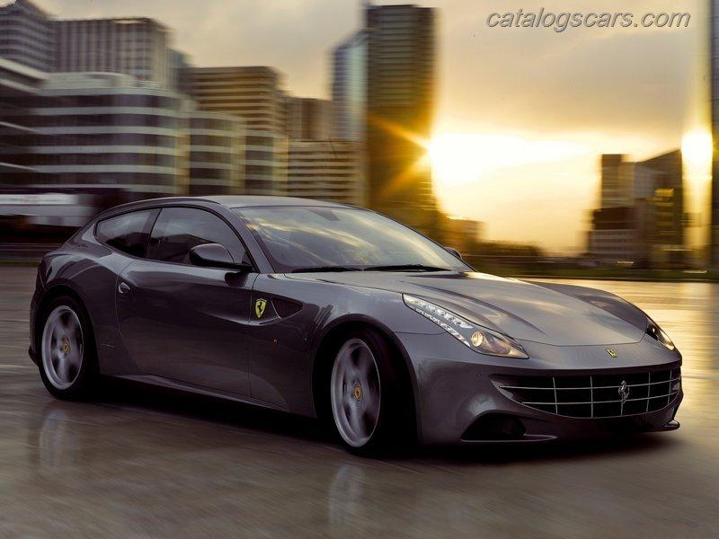 صور سيارة فيرارى FF 2014 - اجمل خلفيات صور عربية فيرارى FF 2014 - Ferrari FF Photos Ferrari-FF-2012-01.jpg