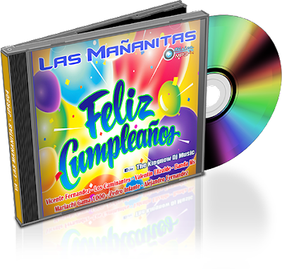 VA – Las Mañanitas y Feliz Cumpleaños con Banda y Mariachi (2012)