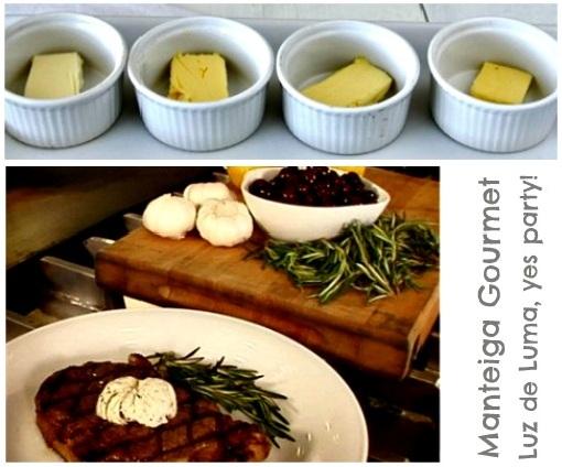 manteiga gourmet