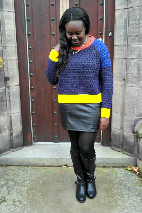 febgirl, george at asda knitwear, autumn fashion