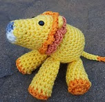 http://www.ravelry.com/patterns/library/napolion-crochet-lion-pattern