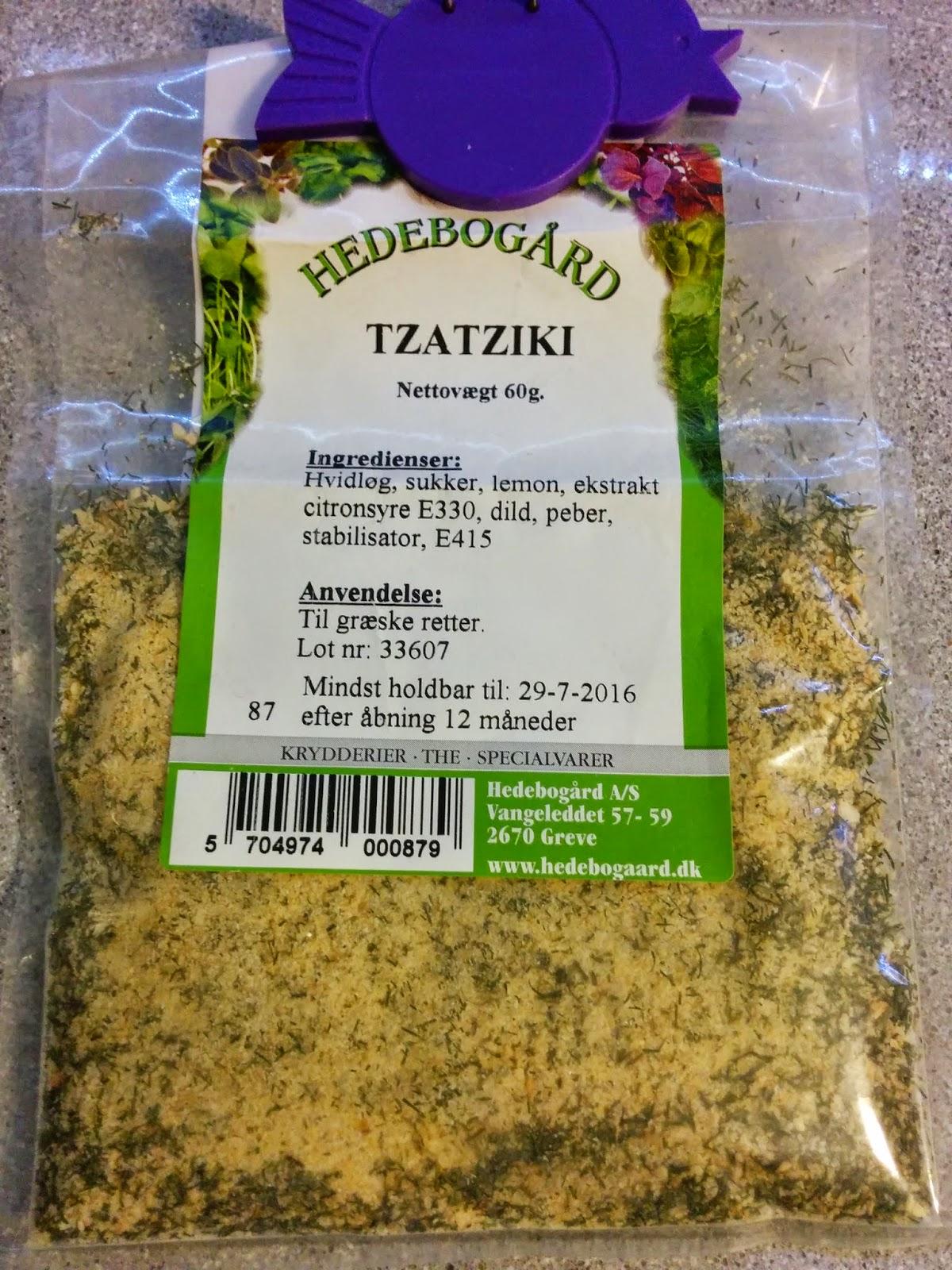 Mi cuaderno de viajero COCINA: Como preparar el TZATZIKI de Tiger