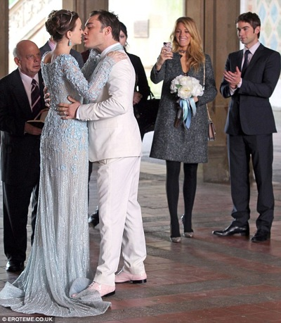 what episode do chuck and blair get married