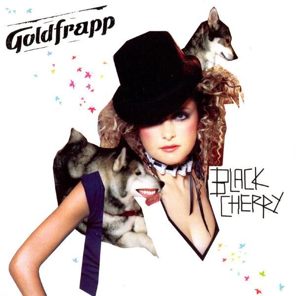 Goldfrapp - Black Cherry Cover