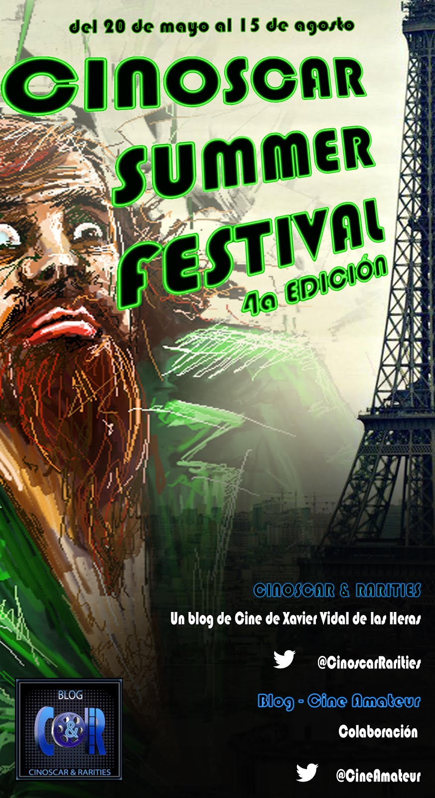 CINOSCAR SUMMER FESTIVAL 4a Edición