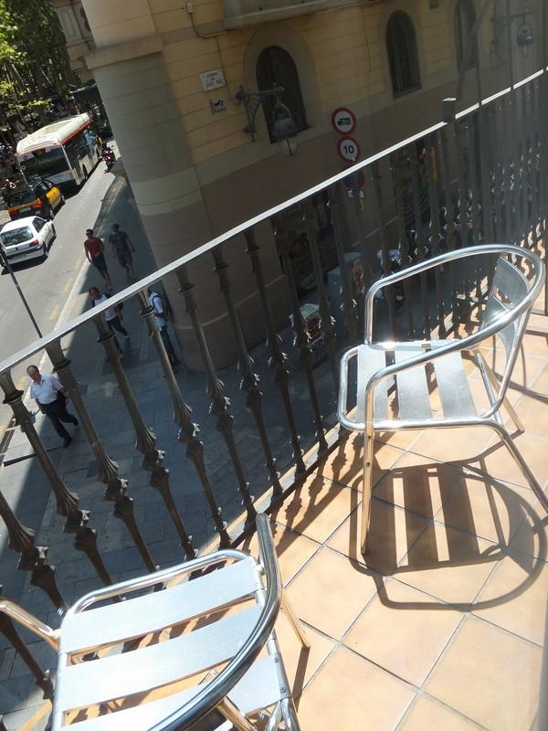 barcelone rambla hôtel mare nostrum