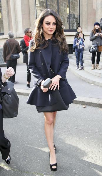 Azelia For Fashion Blog Mila Kunis Style