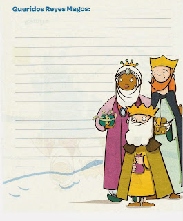 Cartas Reyes Magos, parte 1