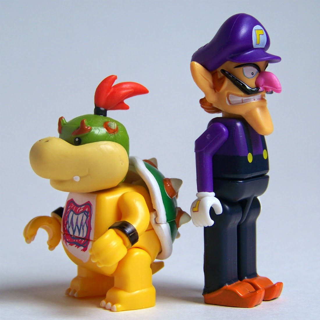 Super Mario Knex Series 4 Baby Bowser