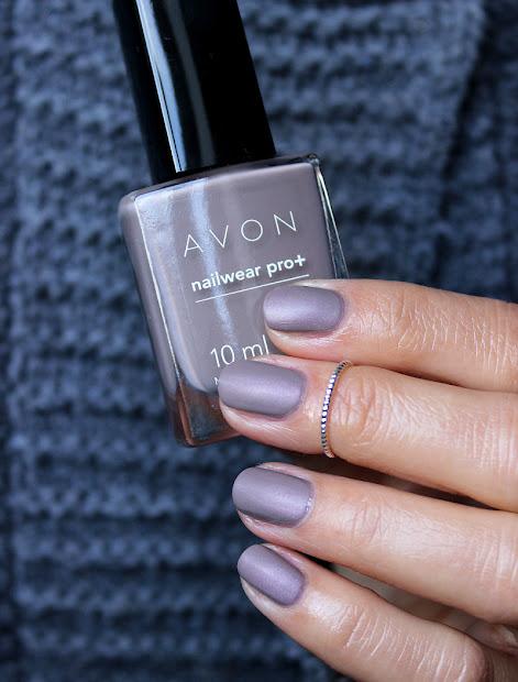 avon nailwear pro nail polish