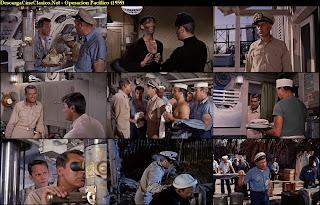 Operación Pacífico (1959 - Operation Petticoat)