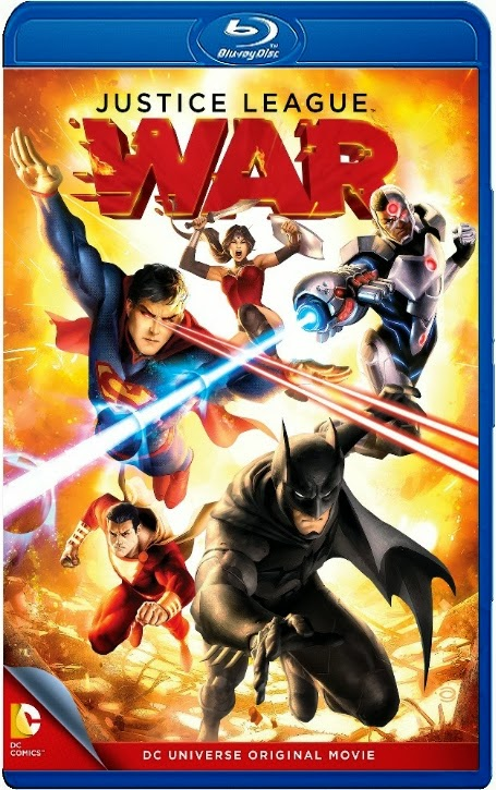 Justice League: War 2014 Bluray Direct Download Links