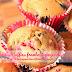 Muffins framboises et myrtilles, sans gluten, sans lait, sans fruits à coques....