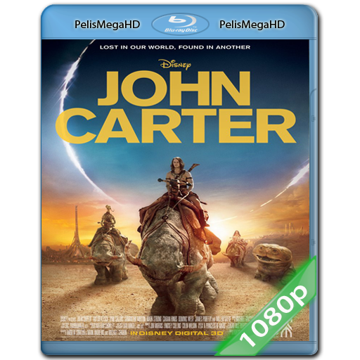 John Carter (2012) 1080P HD MKV ESPAÑOL LATINO
