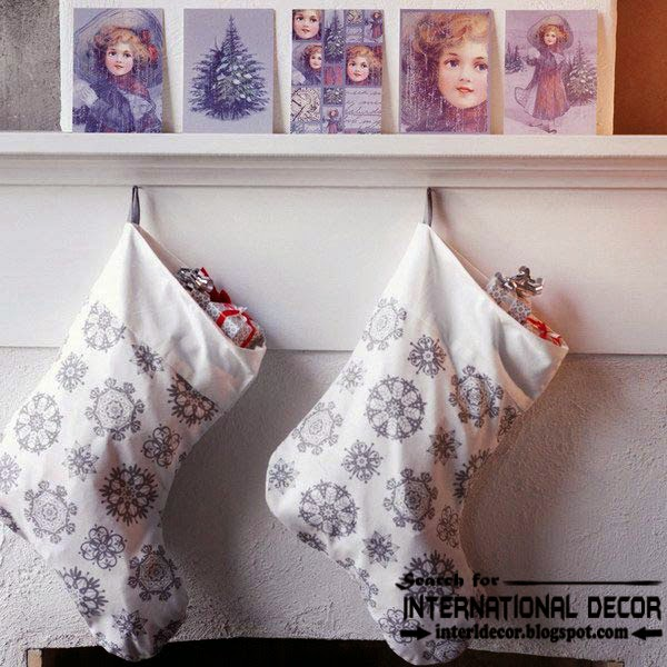 New Ikea Christmas decorations 2015, new year boots decorating ideas from ikea