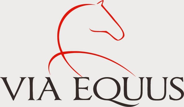 Logotipo de Produtos para Esportes com Cavalos