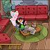 Nuevo pin: Flamenco de neón, localizado en la Cafetería