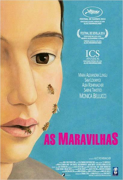 """Poster do filme """"As Maravilhas"""""""