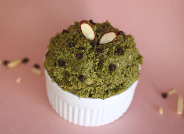 ... matcha almond cookies 翡翠杏仁饼干 guai shu shu matcha almond