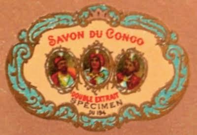 Savon du Congo (double extrait)