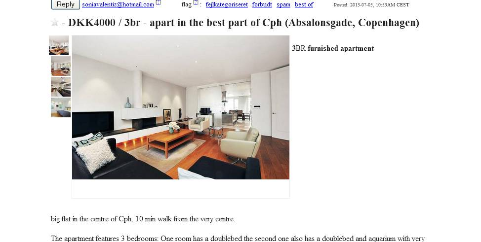 Wohnungsbetrug Blogspot Com  16  Juli 2013