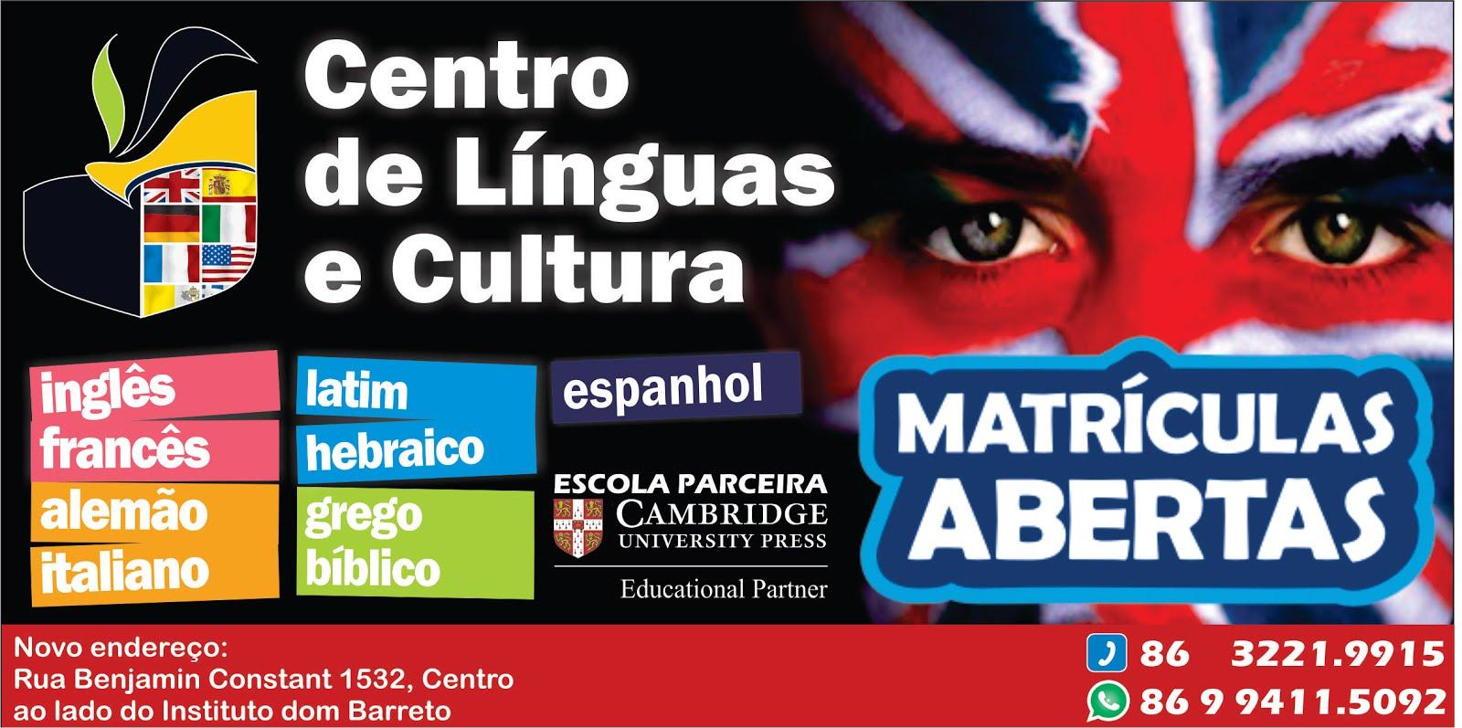 Centro de Línguas e Cultura