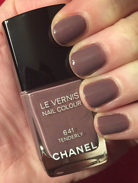 My 2015 in Nails, nail polish roundup, nail polish, nail lacquer, nail varnish, manicure, #ManiMonday, Chanel Tenderly
