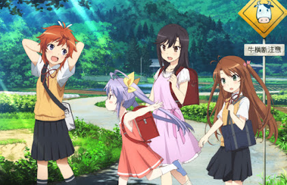 Non Non Biyori Repeat – OVA 1