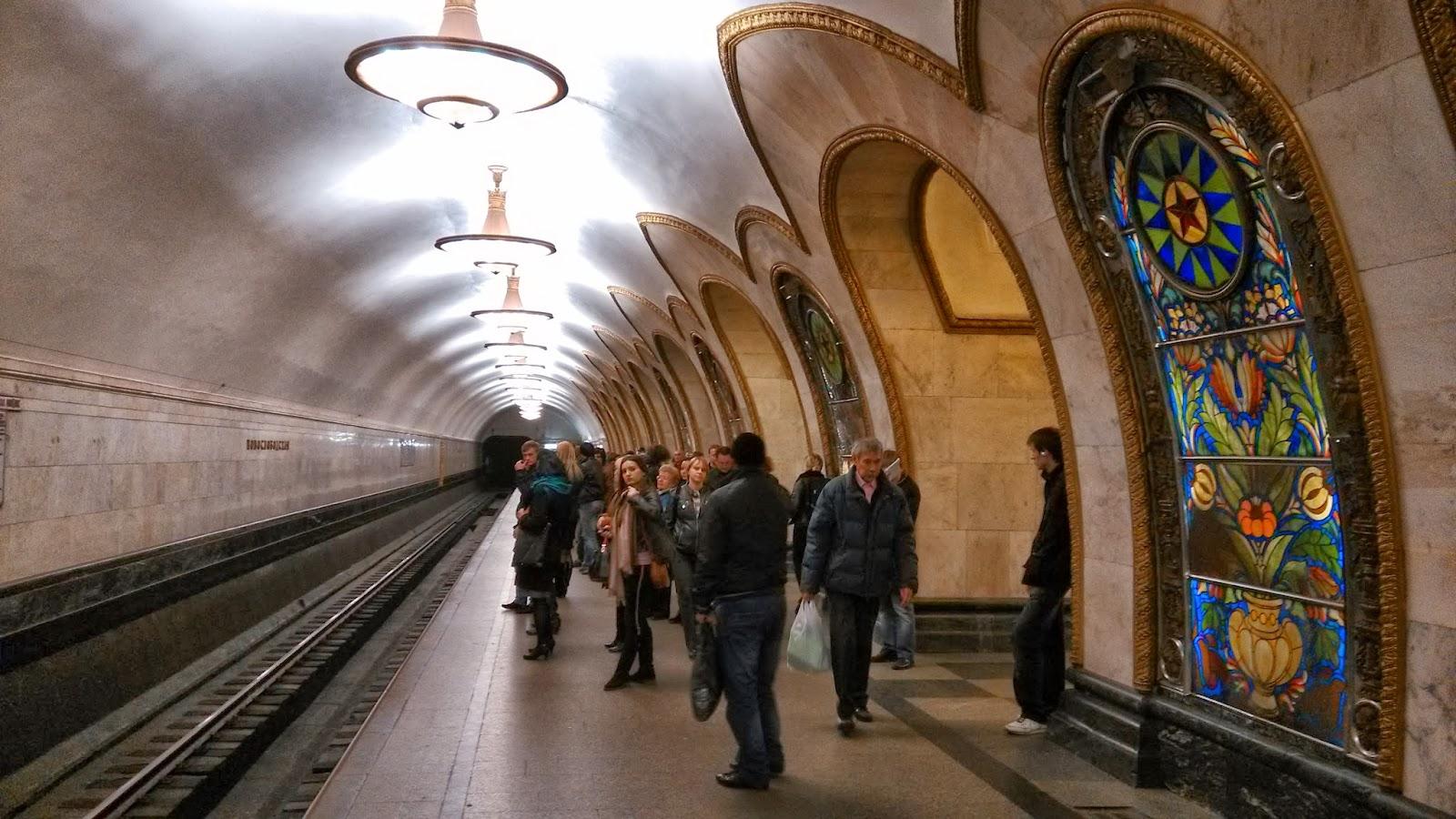 Вообще-то проститутки на метро киевская