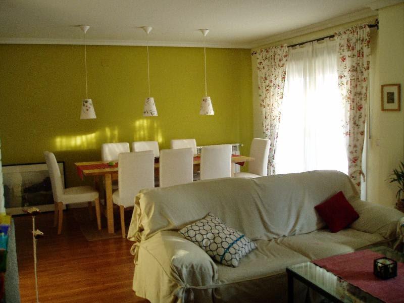 Decoracion de casas peque as interiores verdes 14 ideas for Decoracion de interiores verde