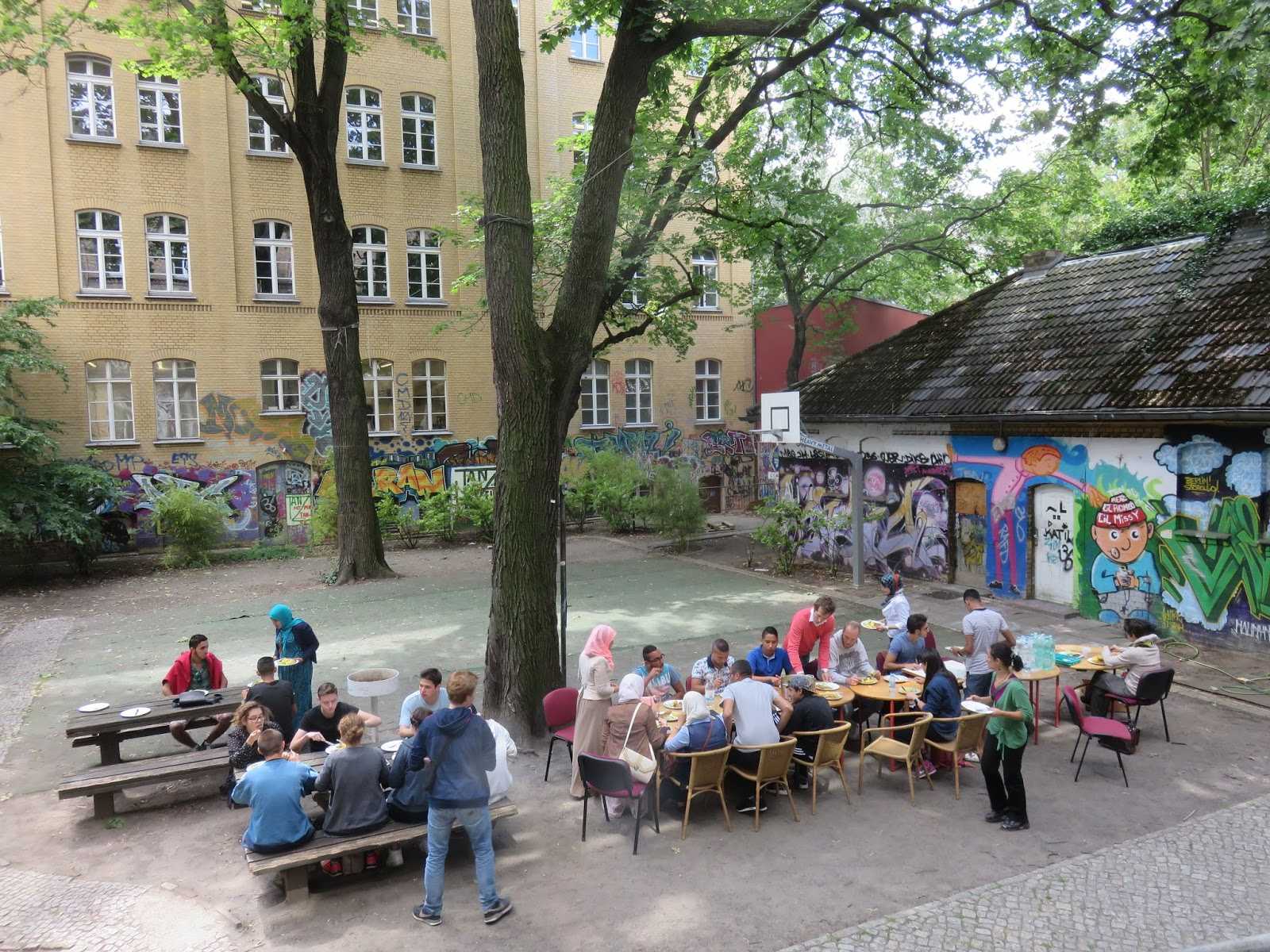 Rencontrer des allemands a berlin