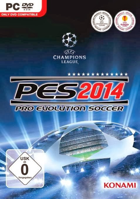 Download Update PES 2014 PESEdit Patch 1.2 Terbaru