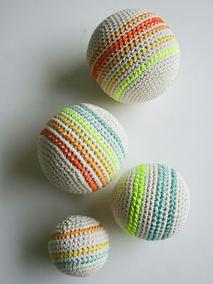 free crochet ball pattern