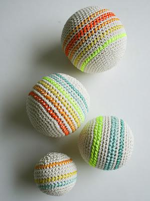 free crochet ball pattern