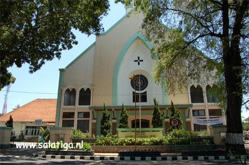 Paroki Santo Paulus Miki Salatiga