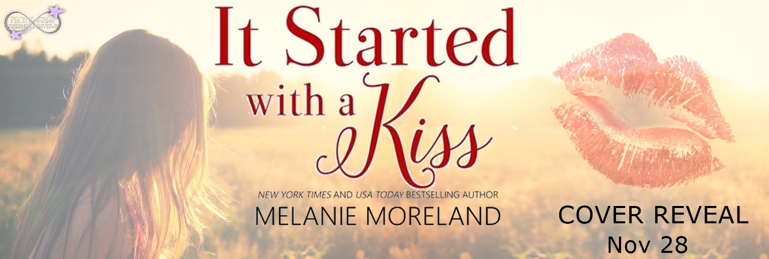 It Started With A Kiss Cover Reveal