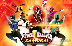 Power Rangers Samurai Bow igrica
