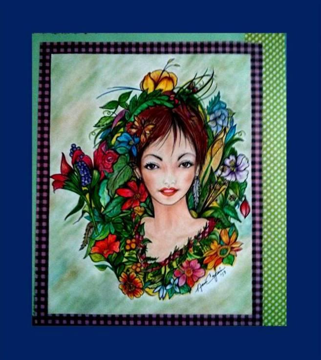 Dama de las flores  ®