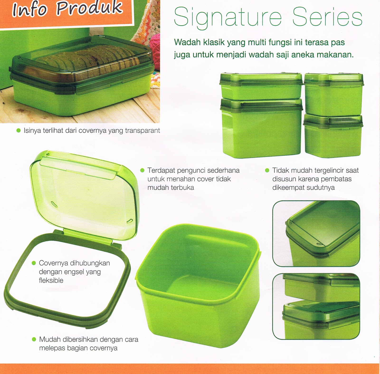 Activity Tupperware September 2012