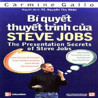 BES - Bí quyết thuyết trình của Steve Jobs