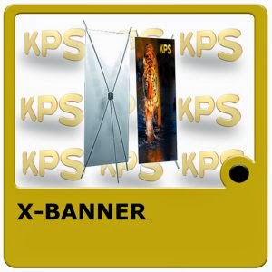 X Banner Media Display