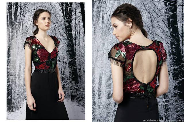 Penny Love invierno 2015 ropa de moda para fiestas.