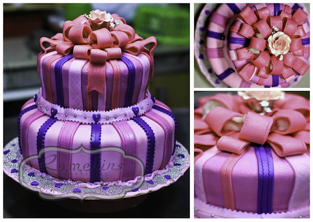 Ramekins Homebakery Wedding Cake