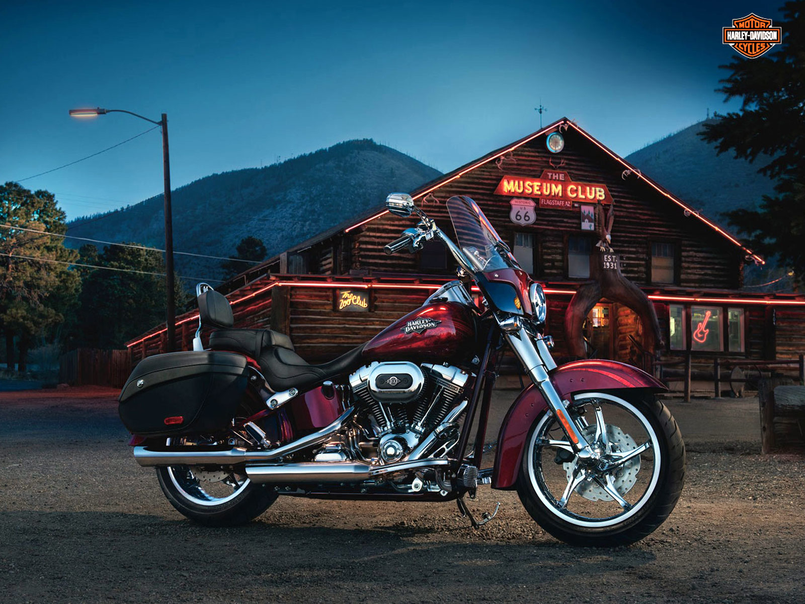 Harley-Davidson 2012 Softail Convertible