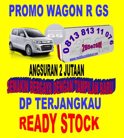 Promo Karimun Wagon R GS DP Murah 081381311076