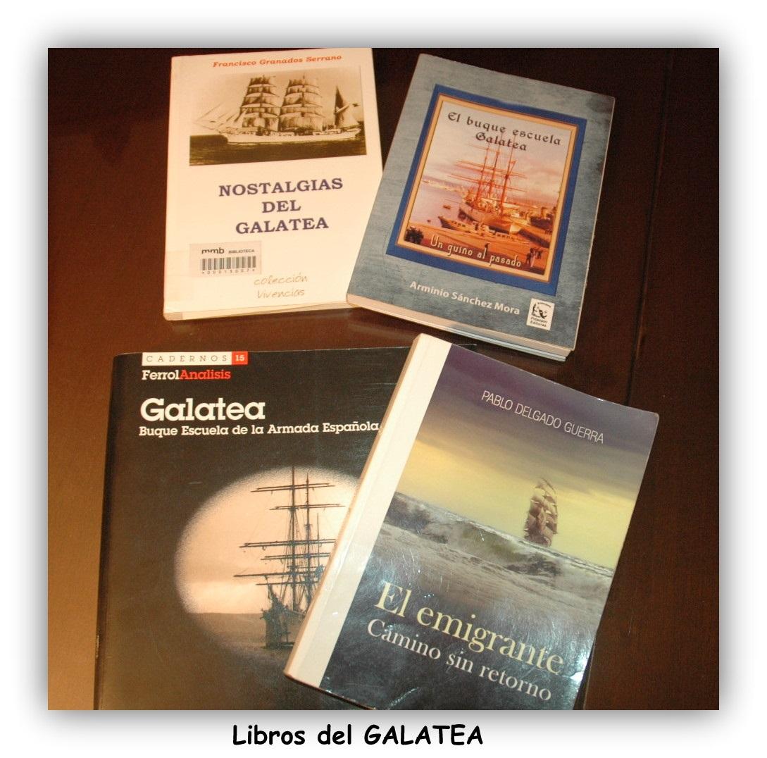 Libros Galatea