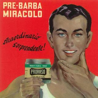 Pre-barba della Proraso