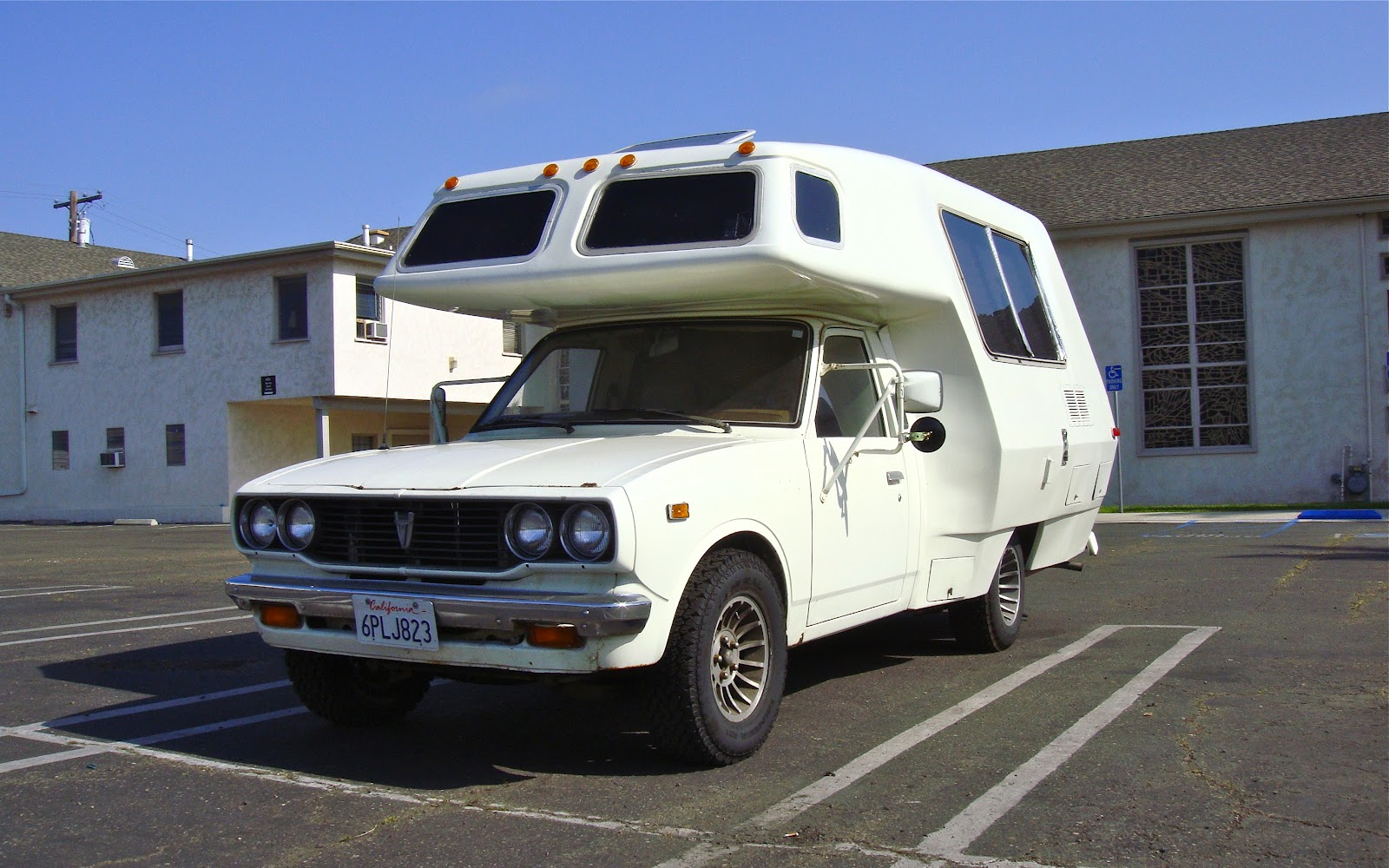 1978 toyota hilux chinook