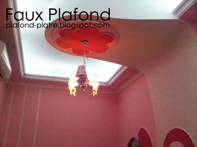 faux plafond id al. Black Bedroom Furniture Sets. Home Design Ideas